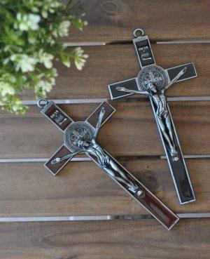 Catholic Benedict Crucifix Australia