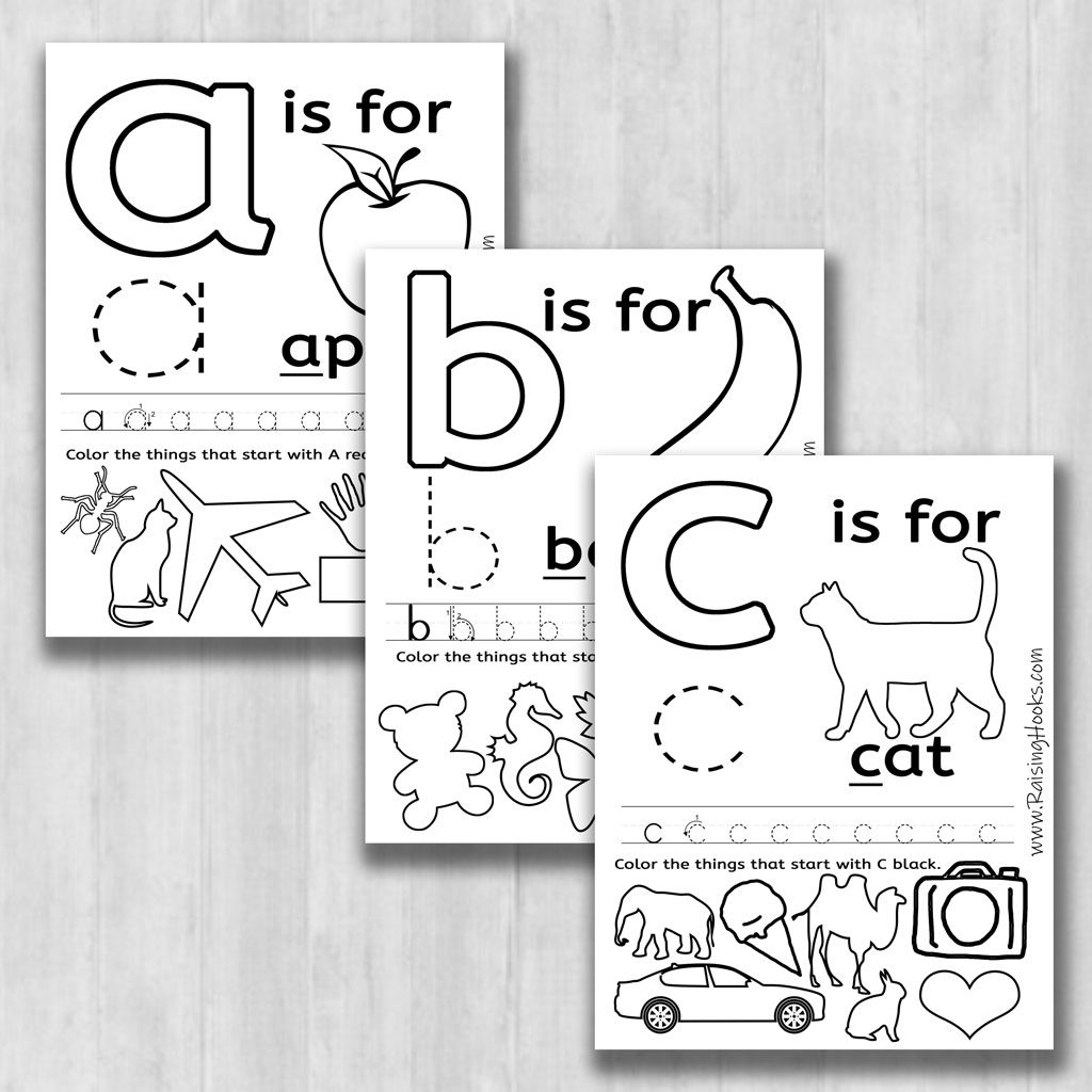 Cozy Spring Hidden Picture Worksheets Mamas Learning