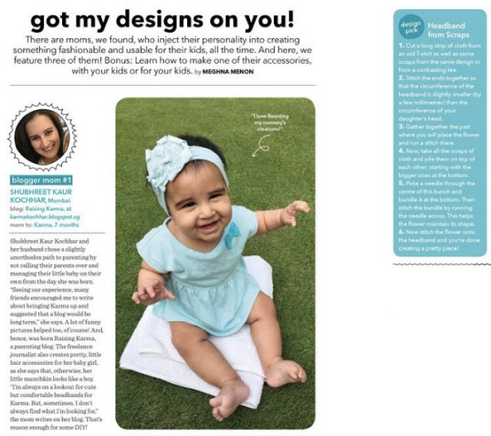 Print Magazine Layout