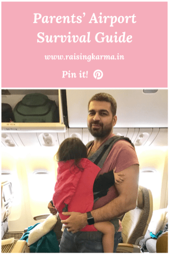 Parents' Airport Survival Guide | Raising Karma
