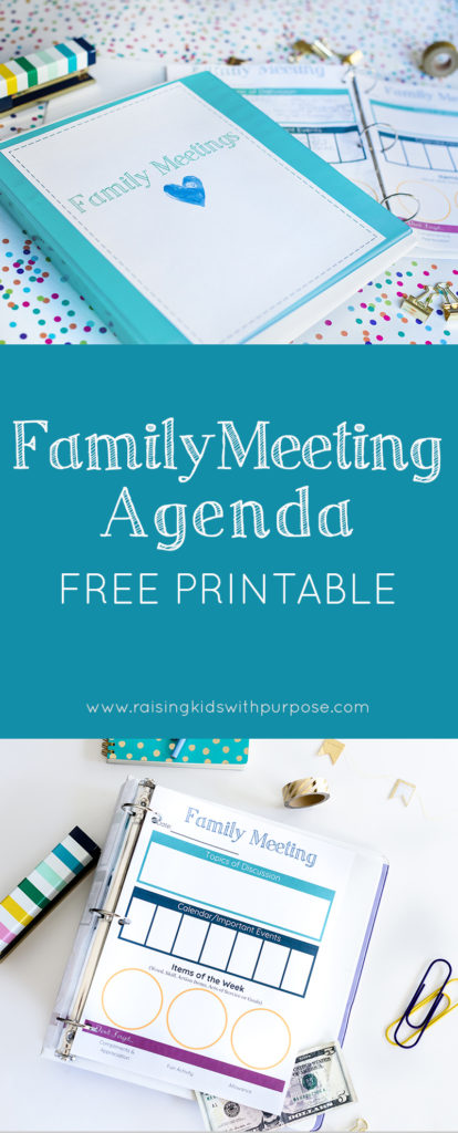 The template includes all occasions, ceremonies, and any other similar events of … Simple Family Meeting Agenda Ideas Free Printable Raising Kids With Purpose