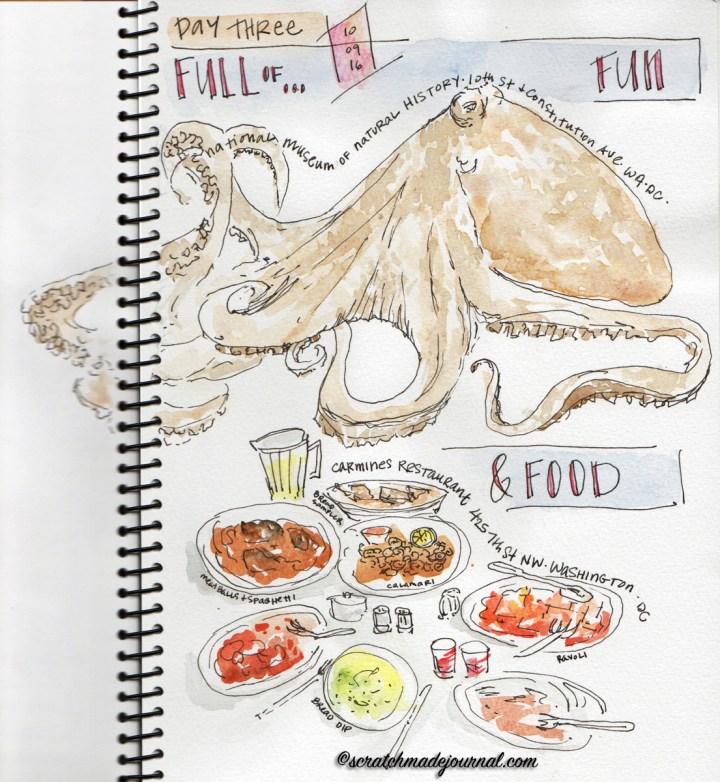 D.C. travel sketches - scratchmadejournal.com.jpg