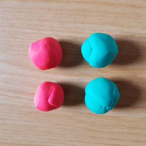 How to Make Easy Jumping Clay Tree Decorations. - Bell 3