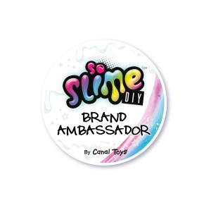 So Slime DIY Slime Factory Review - badge