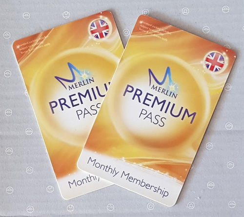 merlin monthly membership passes