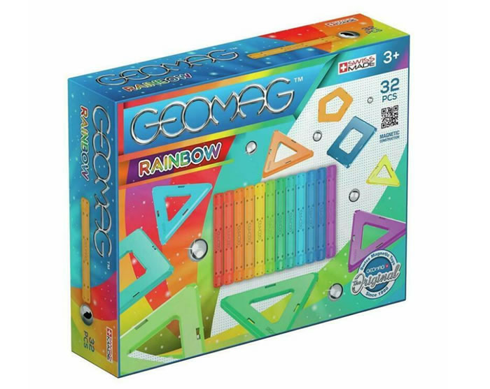 GEomag Rainbow Box