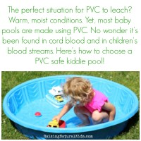 Safer Pools and Water Toys
