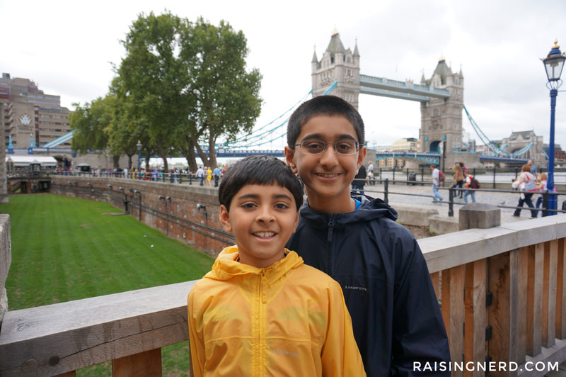 Raising Nerd Profile: The Roboteers - Seshan Brothers