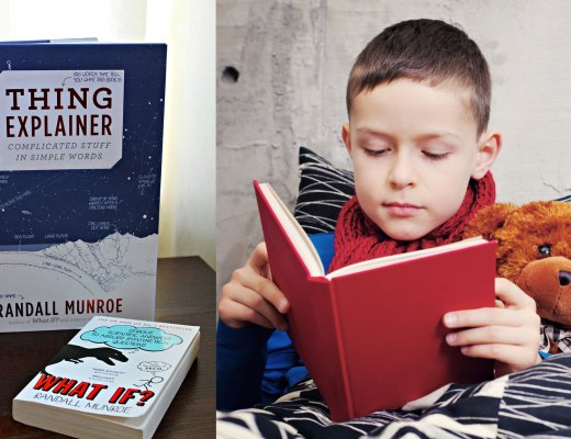 """Thing Explainer"" Book Review"