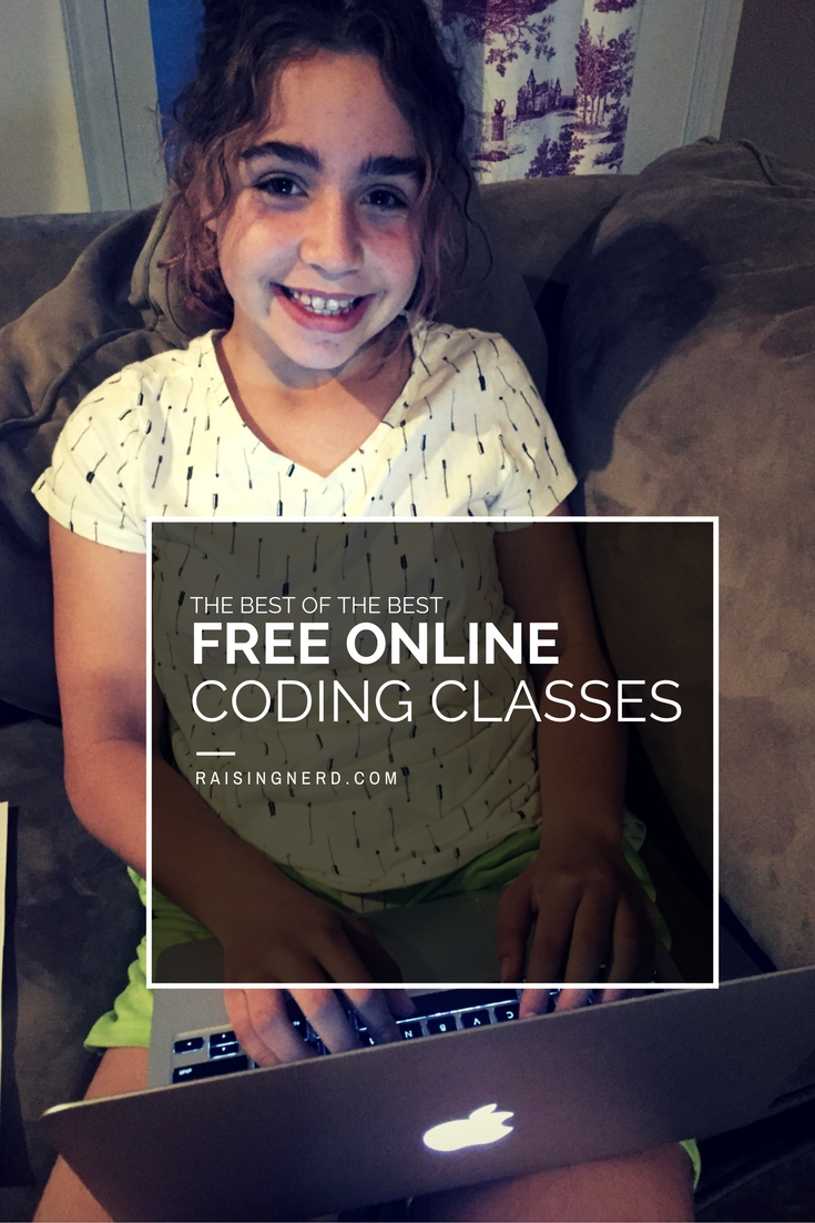 Free Online Coding Classes for Kids