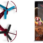 QUADRONE Battle Drone Giveaway