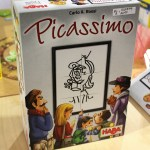 HABA Toys Picassimo jigsaw drawing game - like scrambled Pictionary