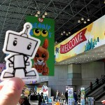 NerdBot arrives at Toy Fair_2-18-17