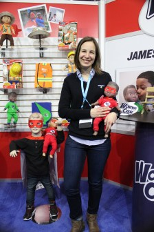 How This Psychotherapist Gave Up her Steady Practice to Invent A Toy to Breakdown the Gender Barrier ... For Boys