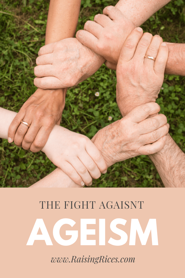 Motivational Monday! – Fighting Ageism