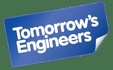 TE Sticker Blue - Raising Robots - LEGO Mindstorms EV3 & WeDo