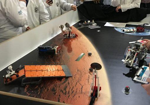 LEGO® MINDSTORMS® Education EV3 Space Challenge Set