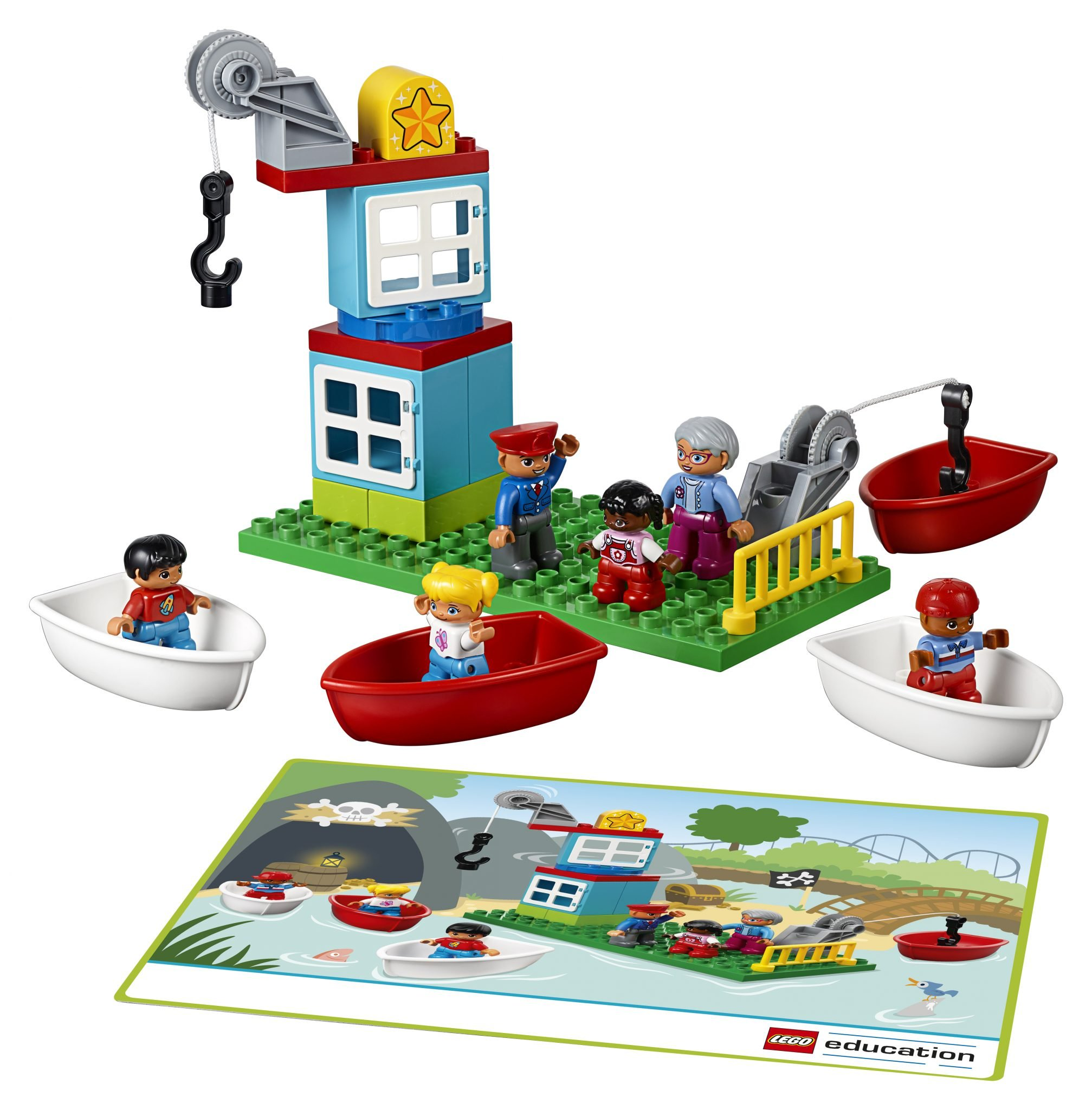 LEGO Education STEAM Park - create, explore and investigate