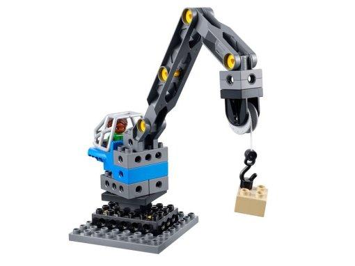 Tech Machines crane