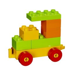 XL LEGO Education Brick Set Car