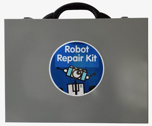 robotkit 3 - Robot Repair Kit for WeDo (empty)