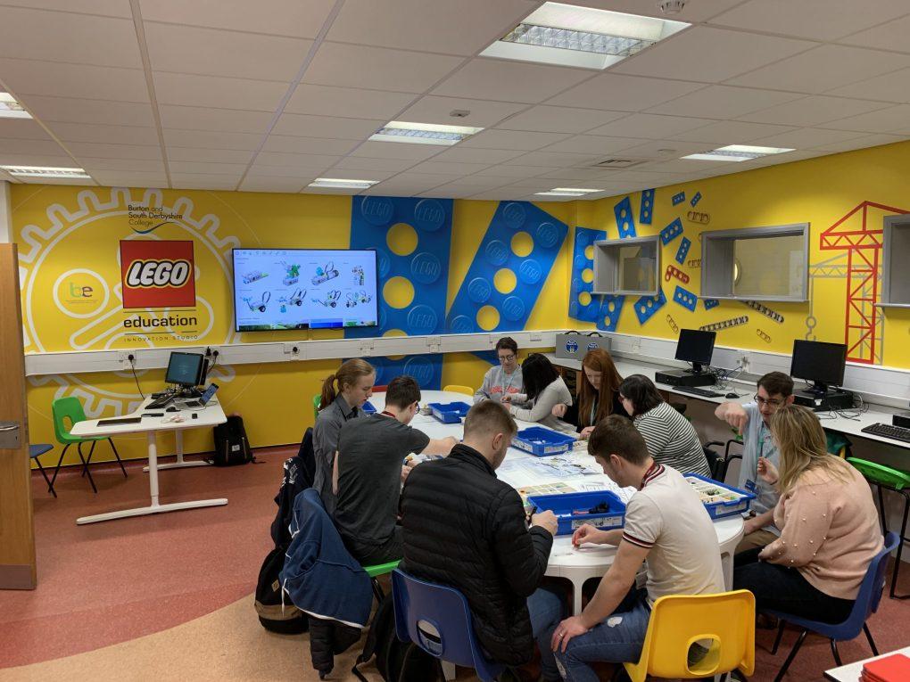 IMG 0407 - Raising Robots - LEGO Mindstorms EV3 & WeDo