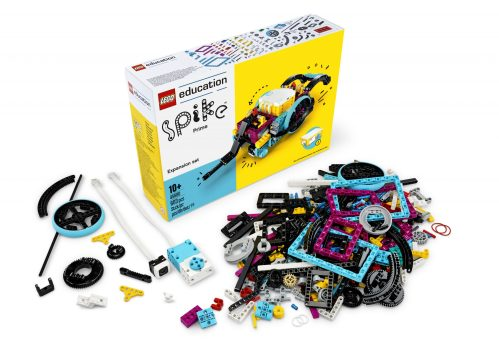45680 Prod 01 - LEGO® Education SPIKE™ Prime Expansion Set