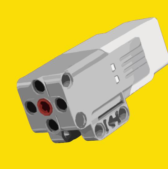 grabber - Medium Motor - Grabber!