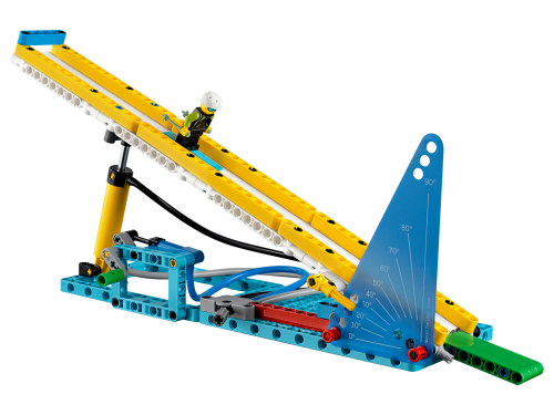 45400 TopCard 01 NEW - LEGO® Education BricQ Motion Prime Set (Secondary) - with optional Personal Learning Kit