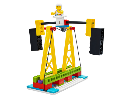 45401 ModDetail 22 - LEGO® Education BricQ Motion Essential Set (Primary) - with optional Personal Learning Kit