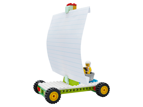 45401 ModDetail 26 - LEGO® Education BricQ Motion Essential Set (Primary) - with optional Personal Learning Kit