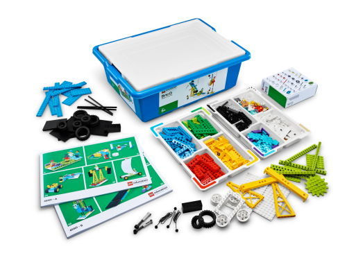 45401 Prod 02 - LEGO® Education BricQ Motion Essential Set (Primary)