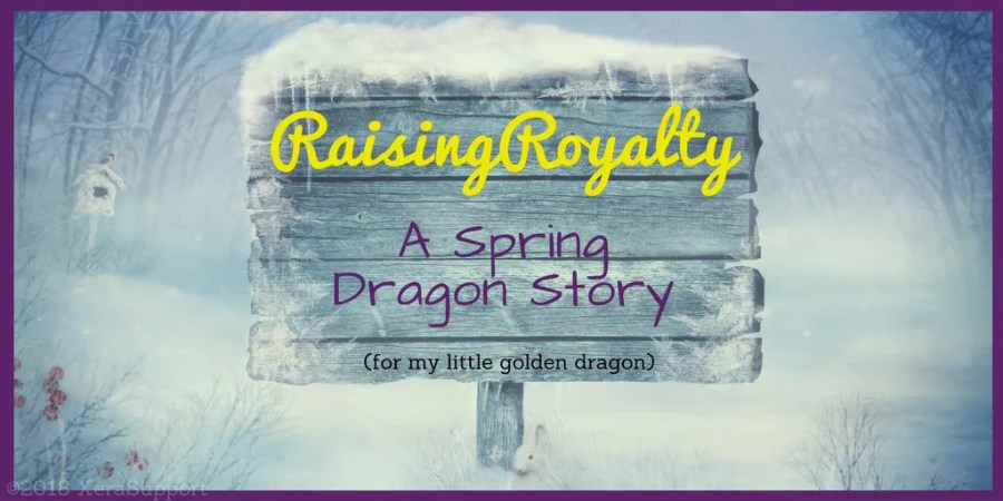 Would spring ever come? A spring dragon story