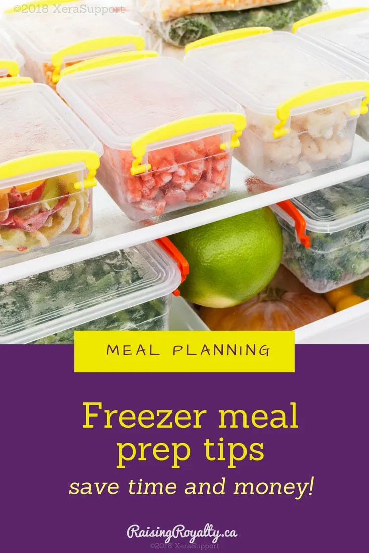 Freezer meal prep tips help you save time and money. Learn how.