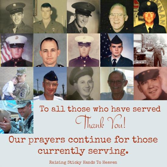 RSHTH Veterans 2014