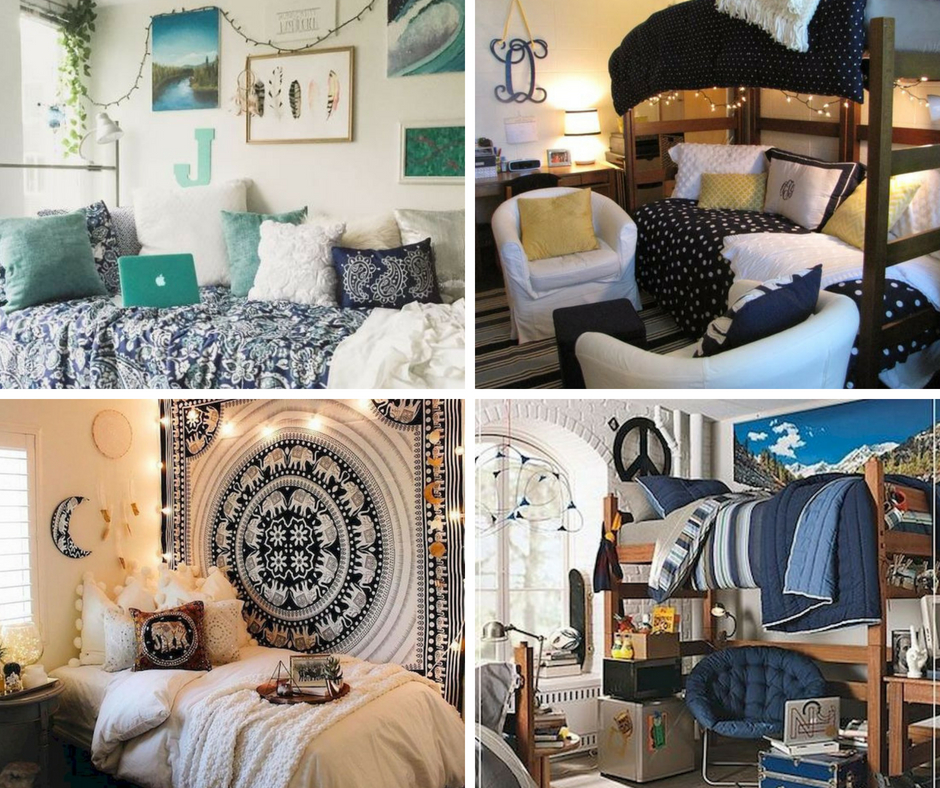 25 cool dorm rooms that will get you totally psyched for - Cool dorm room ideas ...