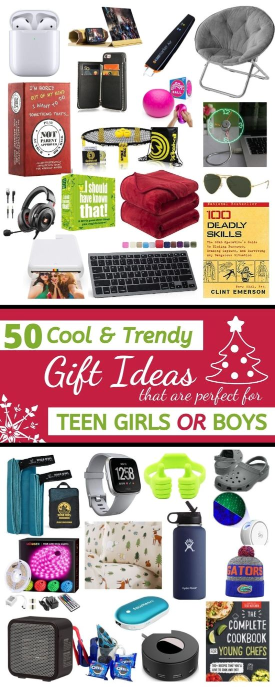 50 Christmas Gifts For Teen Girls Or Boys Raising Teens Today