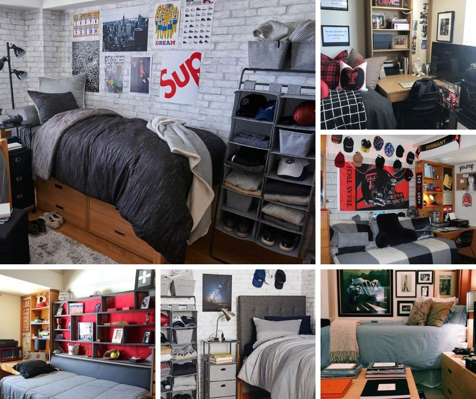 Cool Guys Rooms: 15 Cool Dorm Rooms For Guys
