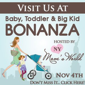 Baby, Toddler and Big Kid Bonanza
