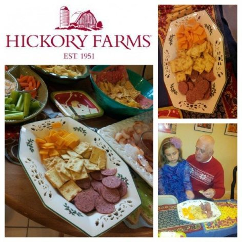 Hickory Farms Collage
