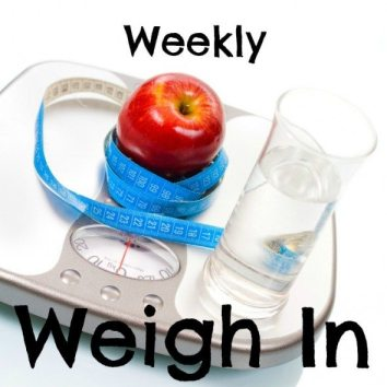 weekly weigh in (1)