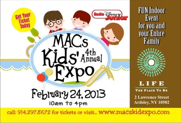Kids Expo 2013 Front