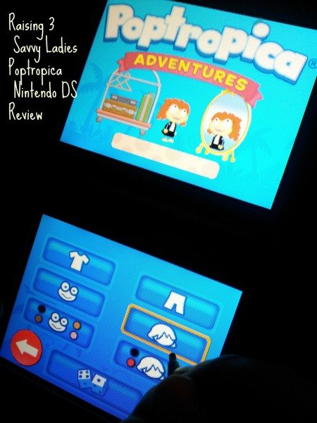 Poptropica Adventures For Nintendo DS UbiPoptropica Spon