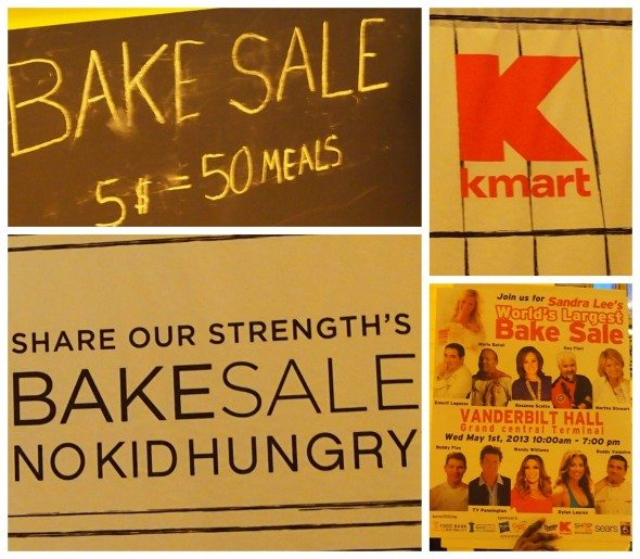 Share Our Strength's Bake Sale No Kid Hungry #WorldsLargestBakeSale #cbias