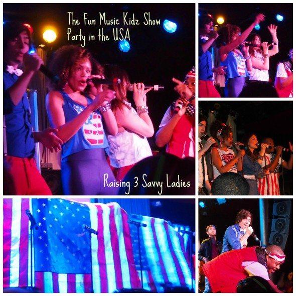 The Fun Music Kidz Show - Canal Room