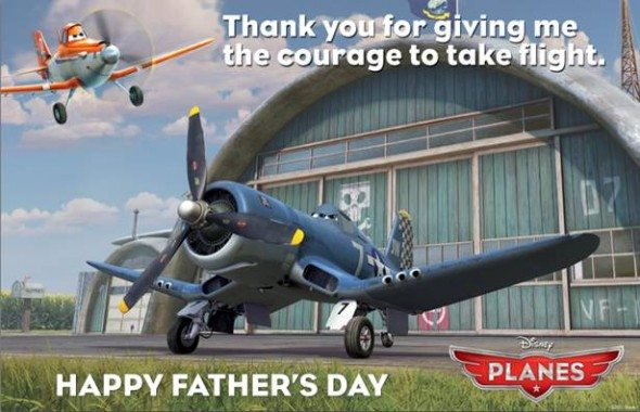 Disney Planes Father's Day