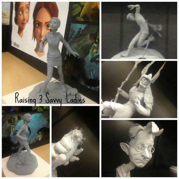 Epic Sculptures Collage