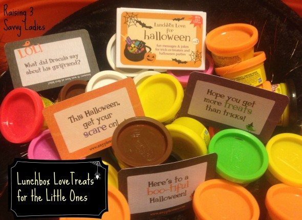 Lunchbox Love #Halloween Treats #LBLMoms #LBLHoliday
