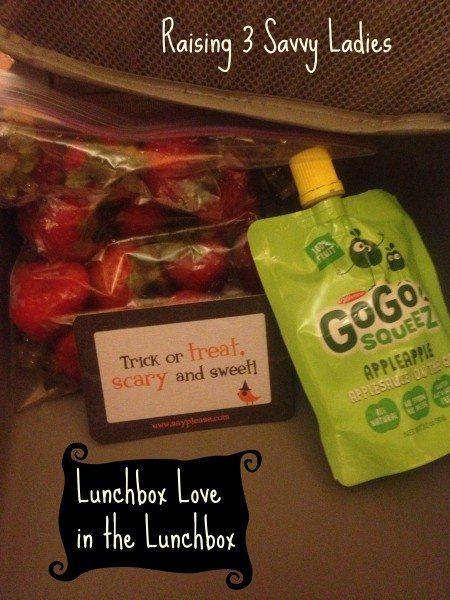 Lunchbox Love Lunchbox#LBLMoms #LBLHoliday #Halloween