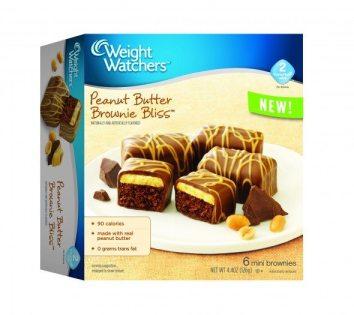 Peanut Butter Brownie ww
